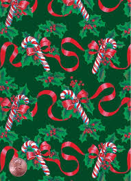 christmas gift wrapping paper floral christmas wrapping paper