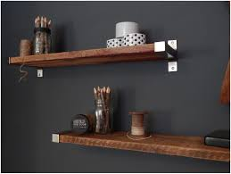 Barn Wood Shelves Modern Wall Shelf With Hooks 75 Depth Salvaged Barn Wood Shelving