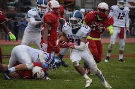 football thanksgiving day football westfield defeats plainfield 30 14 at annual