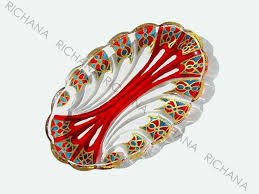 art glass hand ring holder images 140 best red orange yellow brown hand painted stained glass jpg