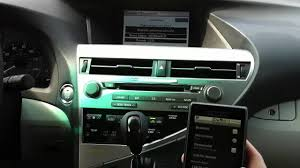 lexus of watertown bluetooth connect droid to lexus navigation youtube