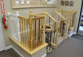 Contemporary Stair Parts by Windows Doors Cabinets Countertops U0026 Millwork In Anchorage Ak