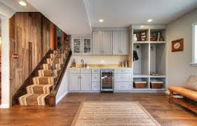 We Convert A Onecar Garage Into A Lowerlevel Family Room See - Garage family room