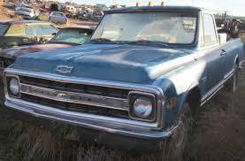 Classic Chevy Trucks 1956 - restored original and restorable chevrolet trucks for sale 1956 97