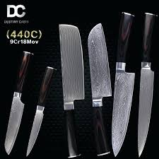 best kitchen knives uk wood handle knife set laguiole 6 steak knife set with ivory