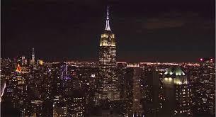 empire state building lights tonight empire state building gets a new nightly sparkling light show 6sqft