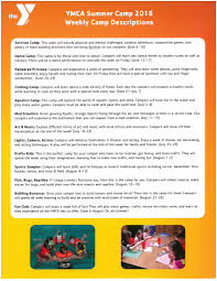 summer day camps at the ymca darke county ymca