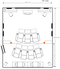 home theater floor plan home theater seating layout plan house style