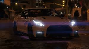 nissan gtr gta v 2017 nissan gtr nismo add on replace gta5 mods com