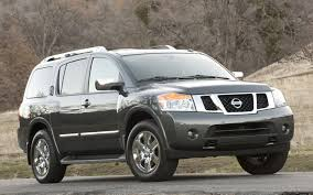lifted nissan armada pre owned 2007 2012 nissan armada truck trend