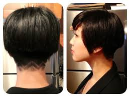 shorter back longer front bob hairstyle pictures womens hairstyles short in back long in front trend hairstyle