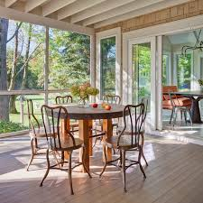 Outdoor Enclosed Rooms - enclosed deck houzz