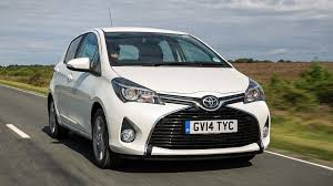 used toyota yaris cars for sale on auto trader uk