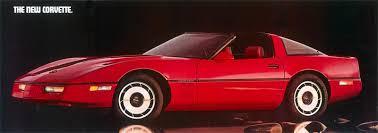c4 corvette upgrades 1984 corvette c4 headlight interior and instrumentation details