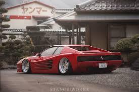 What Makes A Car U201ccool U201d U2013 Kazuki Ohashi U0027s 1989 Ferrari Testarossa