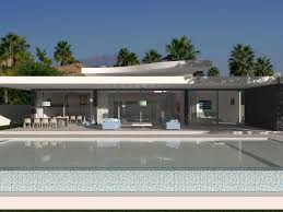 modern turnkey villas in spain france portugal modern bungalows in miami style