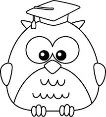Graduate Owl Coloring Page Graduate Owl Coloring Page Jpg Color Coloring Pages Owl