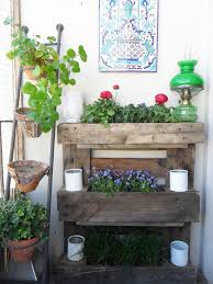 pallet wall garden for small balconies hometalk