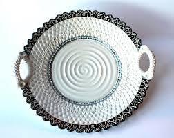 ceramic serving platters pottery platter etsy