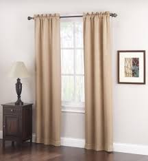 Sears Window Treatments Clearance by Jaclyn Smith Logan Room Darkening Window Panels Set Of 2 Shop