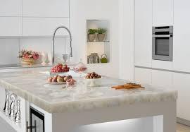8141 caesarstone concetto puro quartz kitchen island 2 mkw surfaces