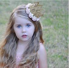 bando headbands 2016 new newborn lace crown headband hair bands baby elastic