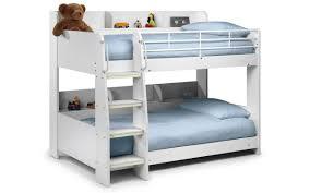 Julian Bowen Bunk Bed Domino Bunk Bed All White Julian Bowen Limited