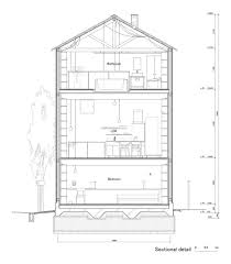 and down house floor plan