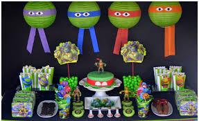 Ninja Turtle Wall Decor Ninja Turtle Party Decoration Ideas Party Decoration Ideas