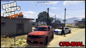 jeep hawk track gta 5 roleplay srt jeep track hawk drift fail ep 55