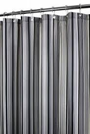 Stripe Shower Curtains Stripe Fabric Shower Curtain Foter