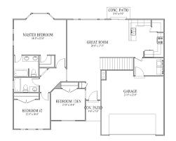 modern rambler home plans delightful 16 rambler house plans with