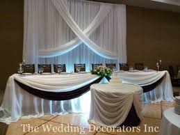Wedding Head Table Decorations by 559 Best Head Table Set Ups Images On Pinterest Decorations