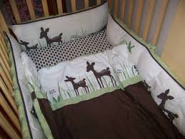 Baby Deer Crib Bedding Deer Baby Bedding Photo All Modern Home Designs Deer Baby