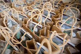 Map Favors by Favors General Items To Go Into A Welcome Bag Welcome Letter