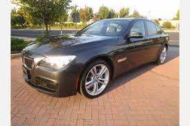 bmw of oakland used bmw 7 series for sale in oakland ca edmunds