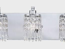 lighting crystal light fixtures for bathroom home design new