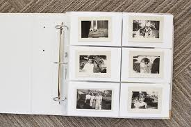 White Photo Albums Becky Higgins Preserving Heritage Photos