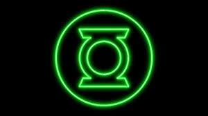 Green Lantern Neon Symbol Wp By Morganrlewis On Deviantart