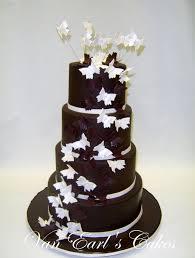 Van Earl U0027s Cakes Butterfly Wedding Cake