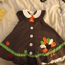 bonnie baby bonnie baby thanksgiving dress from s