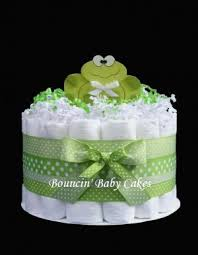 frog baby shower tier baby frog baby shower cake centerpiece