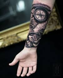 best 25 compass and map tattoo ideas on pinterest compass