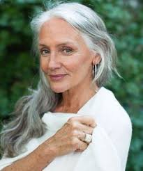 hairstyles for 80 year olds cindy joseph model pictures interview silver hair ageing and