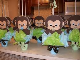 monkey baby shower ideas monkey baby shower decorations for of baby shower party