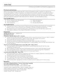 Professional Resume Templates Professional Production Operator Templates To Showcase Your Talent