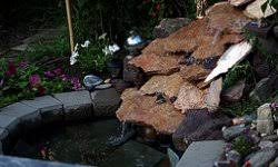 How To Create A Beautiful Backyard How To Build A Backyard Waterfall Howstuffworks