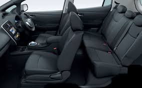 nissan leaf interior electric deal certain nissan leaf dealers offering nearly 10 000