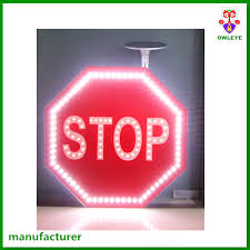 stop sign with led lights solar stop lights solar stop lights suppliers and manufacturers at