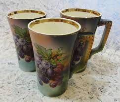 usona goodwin set of 3 lemonade cups dragon mark grapes from